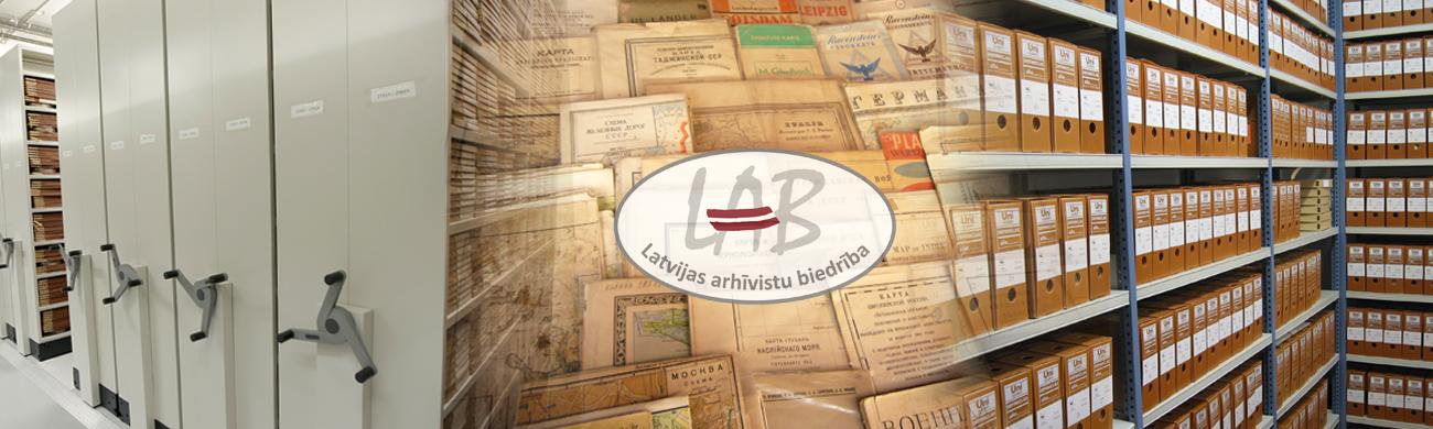 Latvijas arhīvistu biedrība